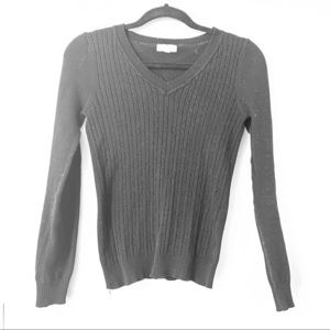 Sweaters - Simple Knit Black Sweater